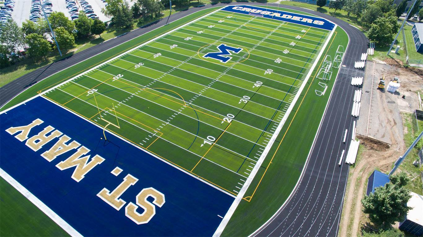 Turf Field at St. Mary CSS