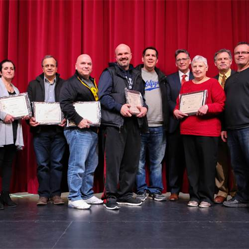 Custodians recognized for Stewardship of Creation