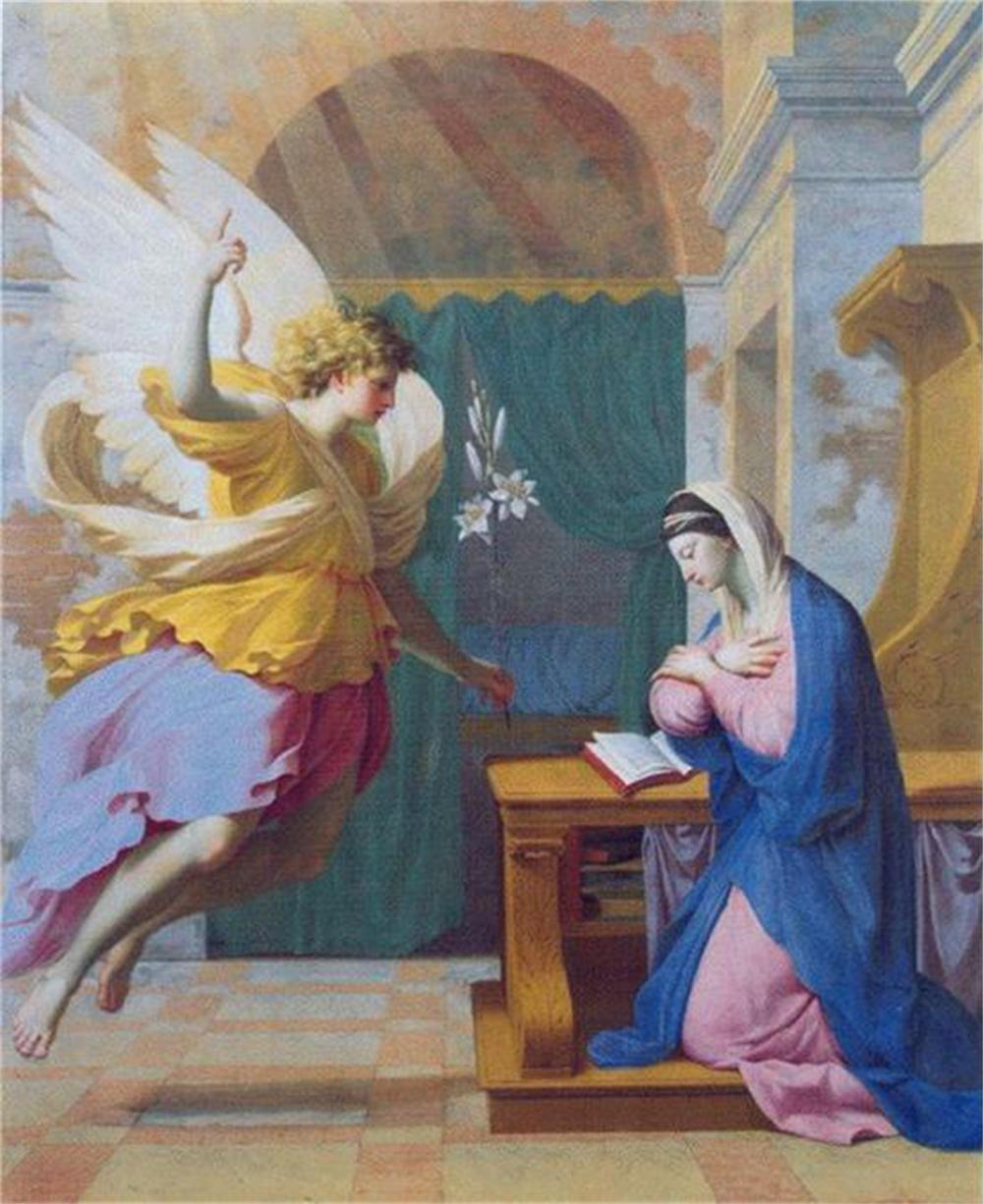Annunciation of Our Lord The Birth of Jesus Foretold
